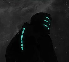 Dead Space - Minimalistic Style Art Work by YourFaceInHD