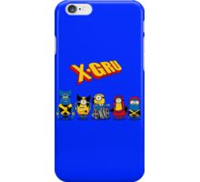 X-GRU iPhone Case/Skin