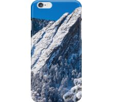 The Third Flatiron - Through The Trees iPhone Case/Skin