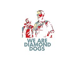 We Are Diamond Dogs by MatteoStrength