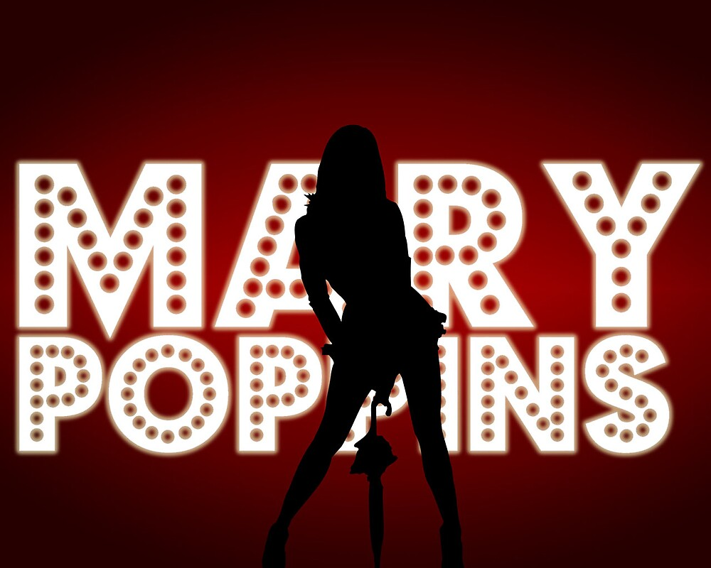 Mary Poppins by Ganz
