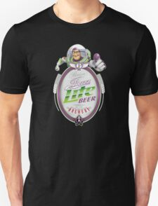 Buzz Lite Beer Unisex T-Shirt