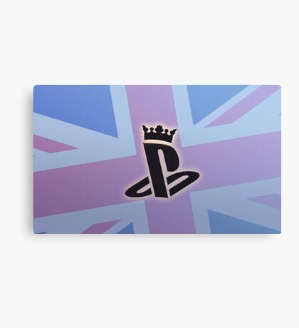PlayStation Radio UK Mug Canvas Print
