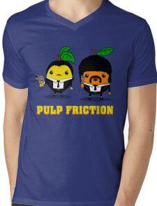 Pulp Friction Mens V-Neck T-Shirt