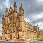 Orvieto Cathedral, Umbria by vivsworld