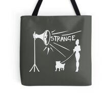 Depeche Mode : Strange - from Strangelove clip- invert Tote Bag