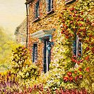 Rose Cottage by Rasendyll