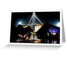 Finney - Dark Times at Deepdale Greeting Card