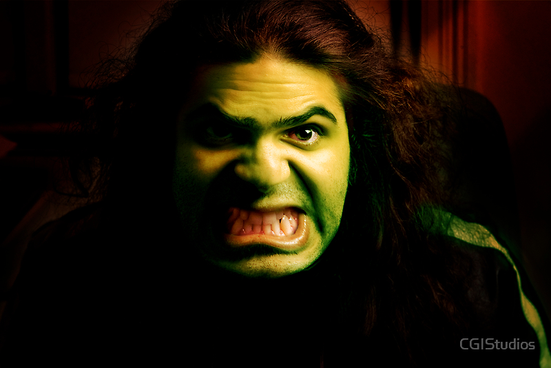 Hulk by CGIStudios