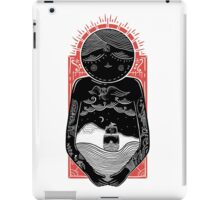God Always Bless You iPad Case/Skin