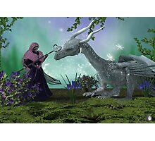 Dragon Keeper Photographic Print