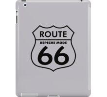 Depeche Mode : Route 66 - Black - iPad Case/Skin