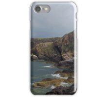St Abbs Head iPhone Case/Skin