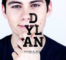 Dylan O'Brien  by LeahOlivia