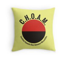 CHOAM Throw Pillow