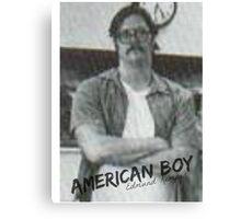 Edmund Kemper - American Boy Canvas Print
