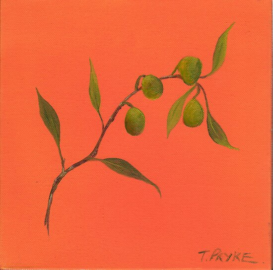 Olive by Tracey-Anne Pryke