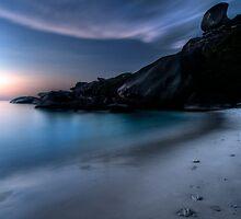 Similanian Sunset by Robert Mullner