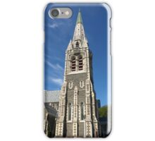 Christchurch Cathedral New Zealand iPhone Case/Skin