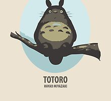 My neighboor Totoro by urgotv