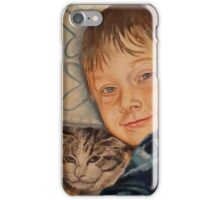 Chaz and Snook iPhone Case/Skin