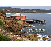 Tathra Wharf Photographic Print