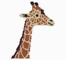 Giraffe named Pyotr-Albert Kids Clothes