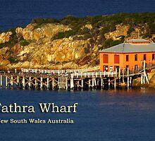 Tathra Wharf by Darren Stones
