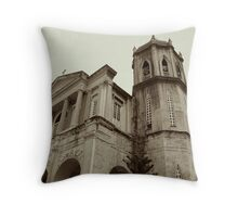Our Lady of Assumption Church Throw Pillow