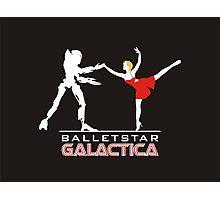 Balletstar Galactica Photographic Print