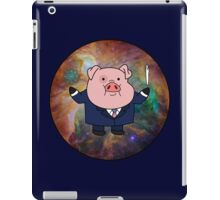 """Smart"" Waddles iPad Case/Skin"