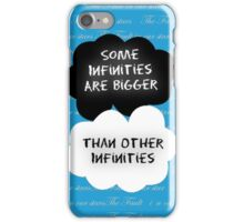 The Fault in our Stars - Infinities iPhone Case/Skin