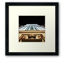 The Helmsley Building, NYC Framed Print