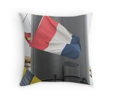 Funnel Throw Pillow