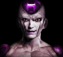 Realistic Freeza from Dragonball Z by Spikeynator