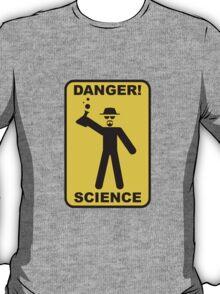 Danger! Science T-Shirt