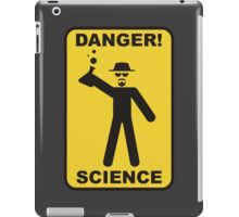 Danger! Science iPad Case/Skin