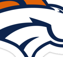 Denver Broncos Sticker