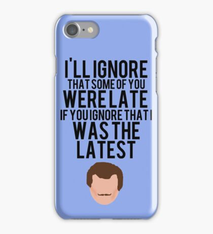 12 Days of StarKid: Lupin iPhone Case/Skin