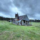 Coleman Hut by Christopher Meder