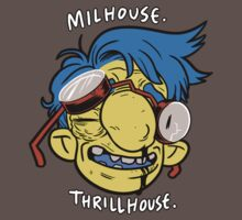 Milhouse - Thrillhouse  by DovydasKow