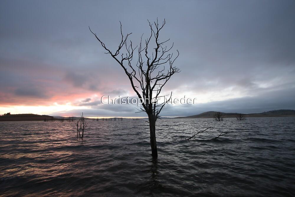 Lake Ecumbene by Christopher Meder
