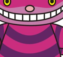 Hello Cheshire Sticker