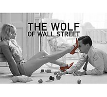 The wolf of wall street - short skirts 2 Photographic Print