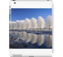 Mirror Trees iPad Case/Skin