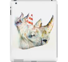 Rhino Party iPad Case/Skin