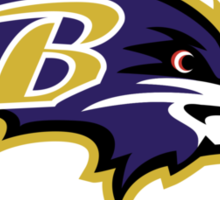Baltimore Ravens Sticker