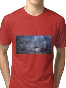 Tangle of Ice Tri-blend T-Shirt