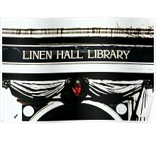 The Linen Hall Library Poster