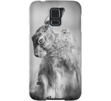 Dark Hare Samsung Galaxy Case/Skin